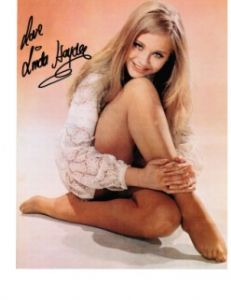 Linda Hayden star of Taste the Blood of Dracula, Blood of Satan's Claw, The Confession Films